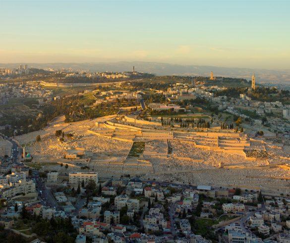 israel-2013-aerial-mount_of_olives-c
